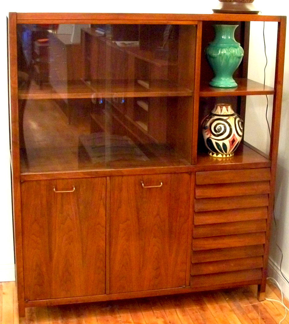 Vintage American Of Martinsville Dania Collection Credenza