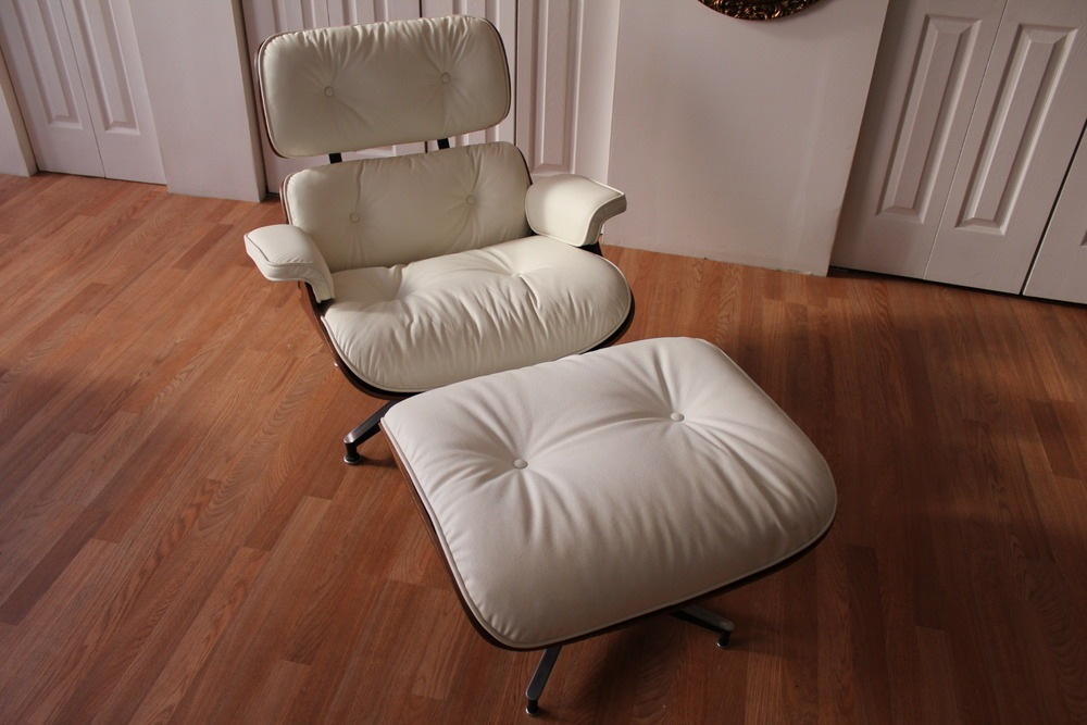 Wondrous Herman Miller Charles Ray Eames 670 671 Lounge Chair Ottoman Caraccident5 Cool Chair Designs And Ideas Caraccident5Info