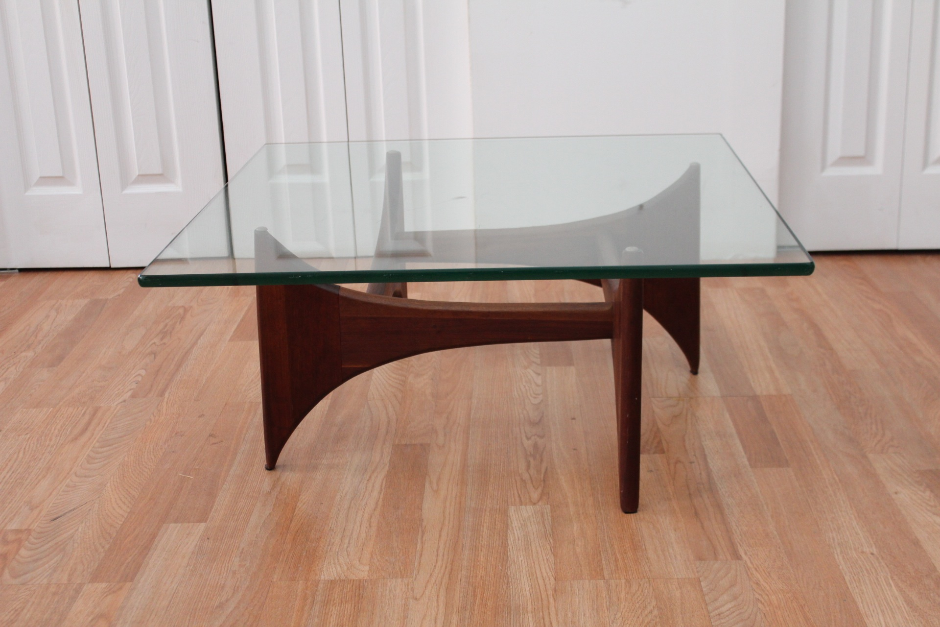 Pearsall coffee table adrian pearsall coffee table geotapseo Choice Image