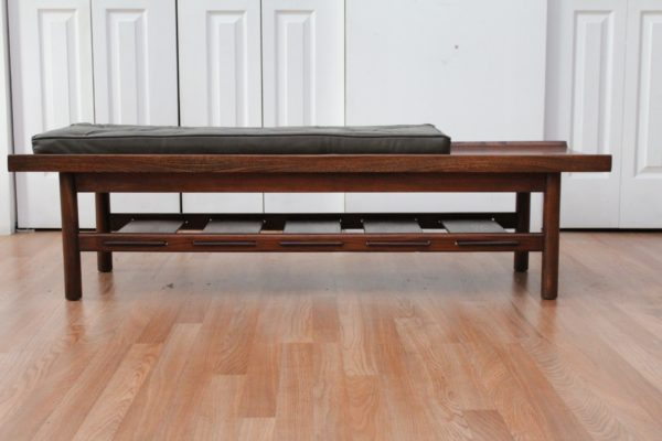Lawrence Peabody for Richardson Nemschoff Coffee Table/Bench