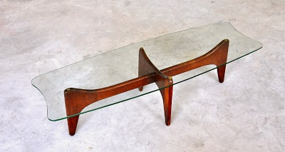 Adrian Pearsall STINGRAY Coffee Table - Pearsall STINGRAY Coffee Table