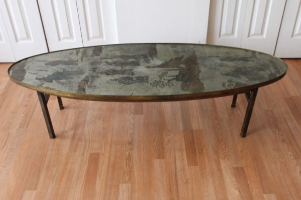 Ming Coffee Table Philip & Kelvin LaVerne
