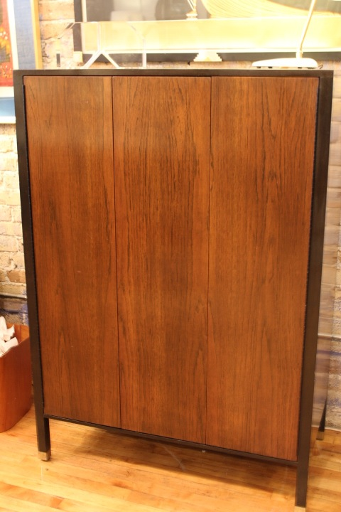 HARVEY PROBBER GENTLEMAN'S CHEST CABINET