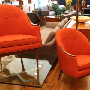 Lawrence Peabody for Richardson Nemschoff Chairs