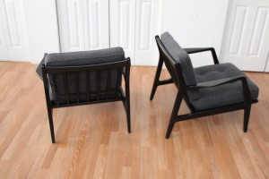 Pair of Koford-Larsen Chairs