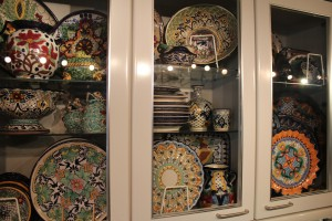 Mexican Pottery Dishware