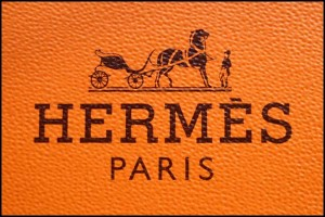 An Orange Moon Curates Hermes!