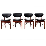 Finn Juhl 108 Dining Chairs