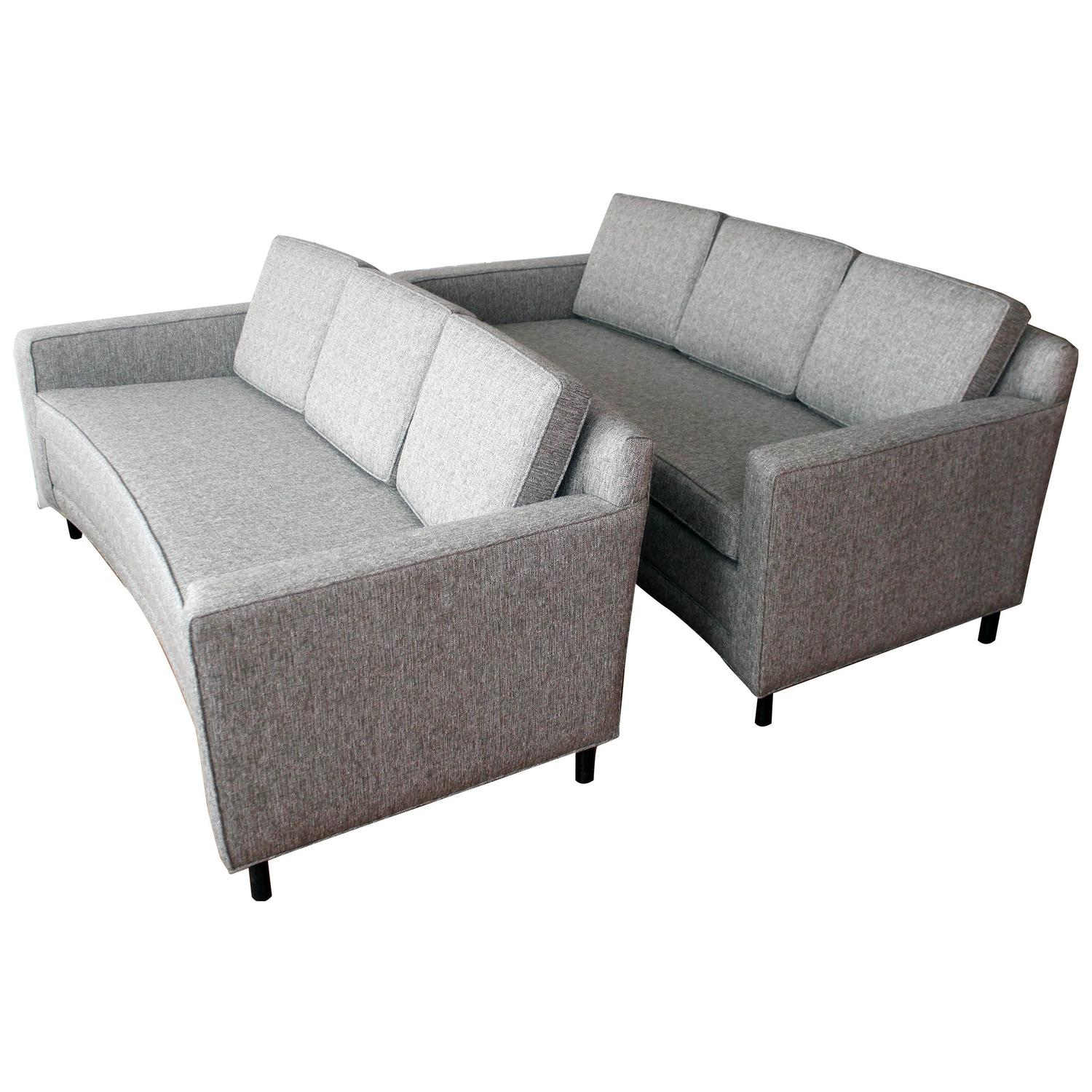 Curved Front Sofa Hereo Sofa