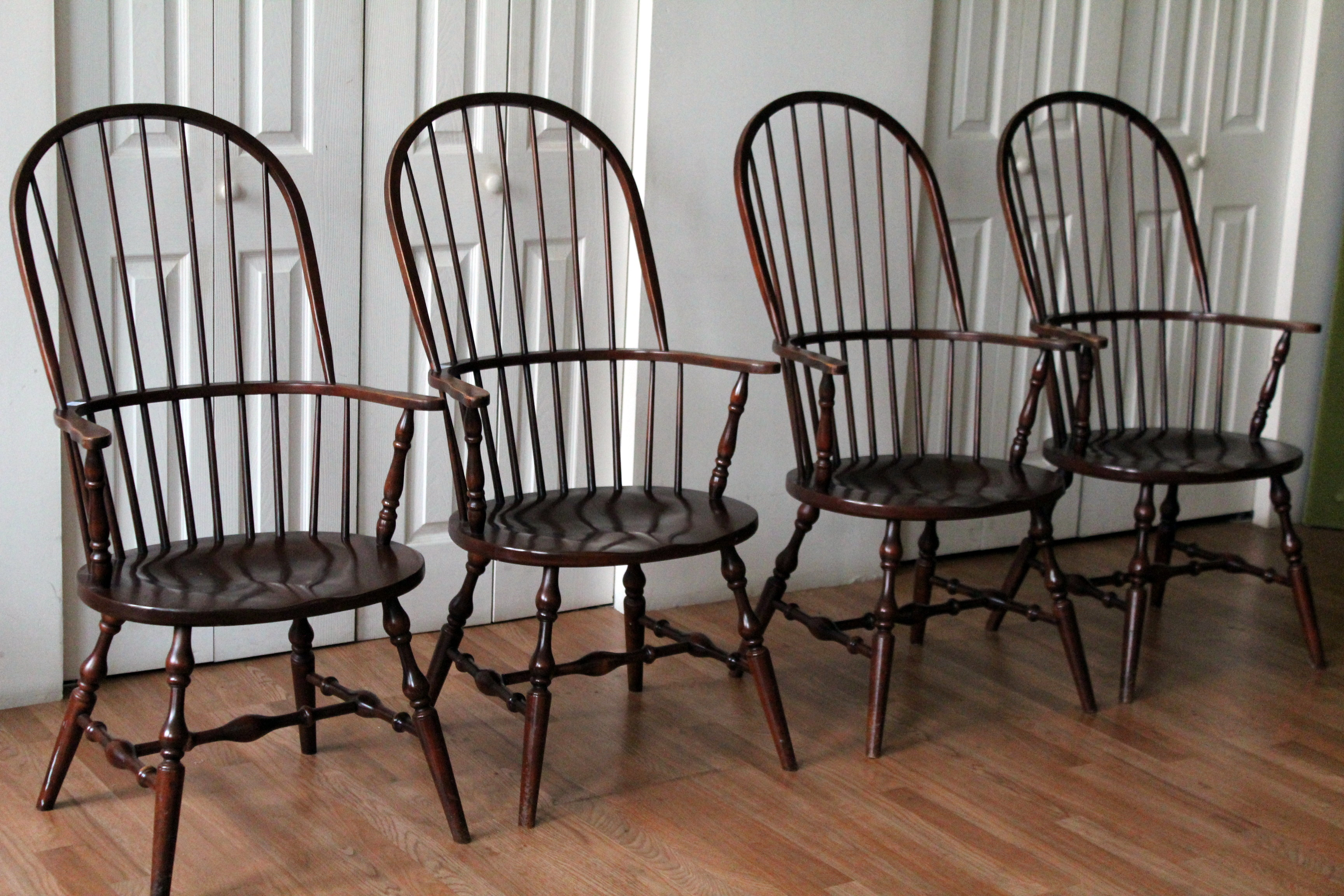 habersham sackback windsor chairs - Habersham Furniture