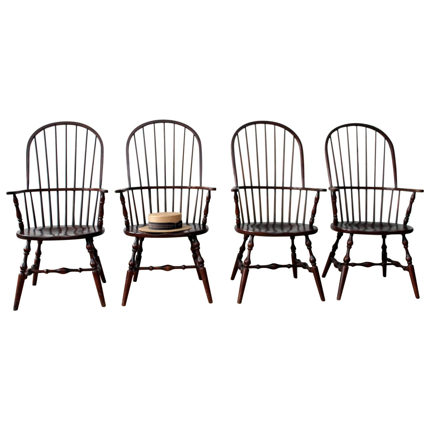 Habersham Sack Back Windsor Chairs