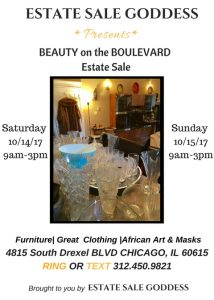 Beauty on the Boulevard: A North Kenwood Estate Sale