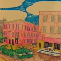 Wesley Willis Art Sale Sold Out 15 Minutes