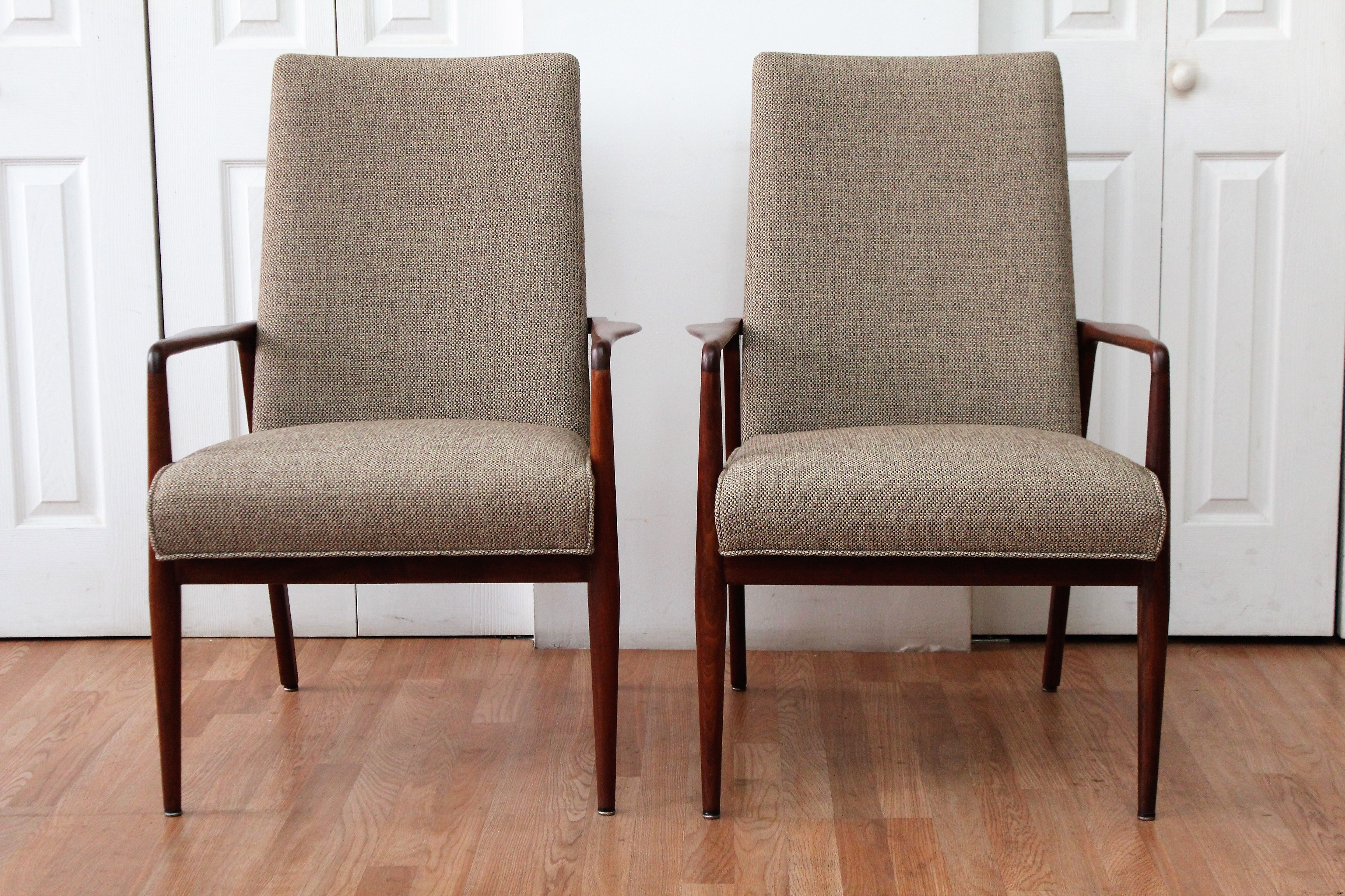 Stow Davis Mid Century Modern Dining Chair Collection