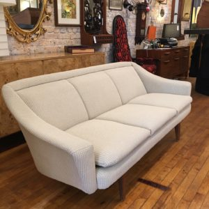 Mid Century Modern Vintage Sofa Made in Norway