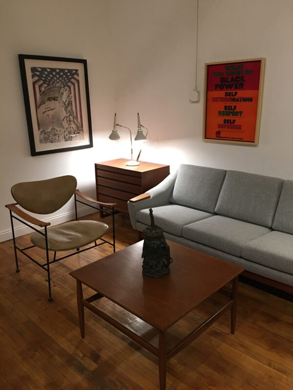 Luther Conover Mid Century Modern Chair